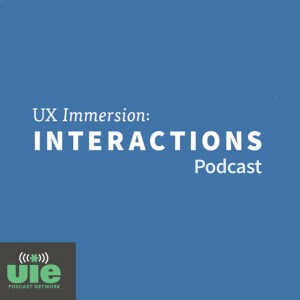 UX Immersion podcast