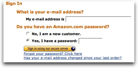 How To Register On Amazon (Source: uie.com)