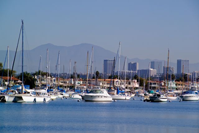 Newport Beach Skyline